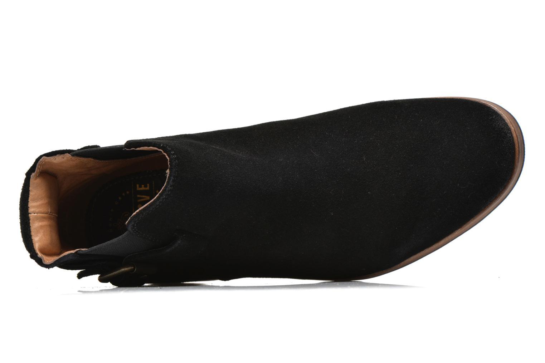 Boots en enkellaarsjes Schmoove Drive boots Zwart links