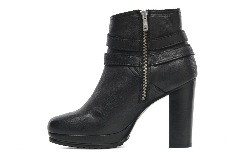 Bottines et boots Koah Bonnie Noir vue face