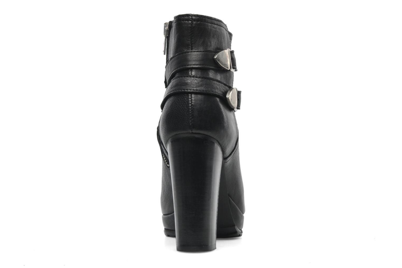 Bottines et boots Koah Bonnie Noir vue droite