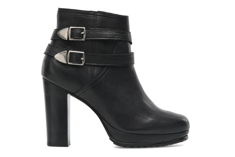 Bottines et boots Koah Bonnie Noir vue derrière