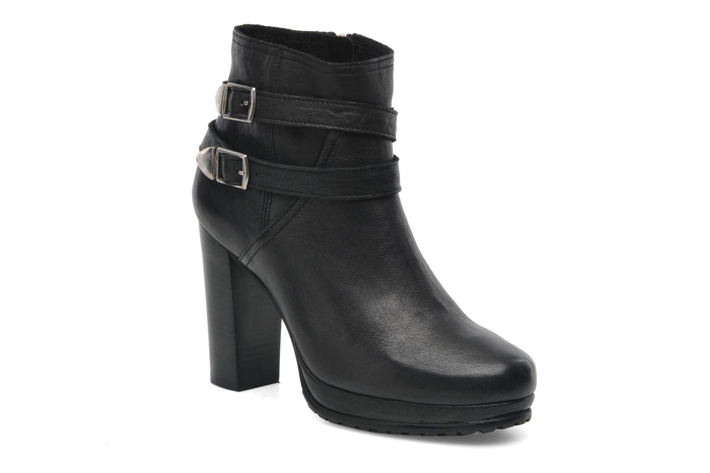 Bottines et boots Koah Bonnie Noir vue détail/paire