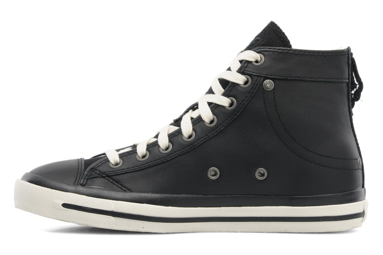Sneakers Diesel Exposure IV W Nero immagine frontale