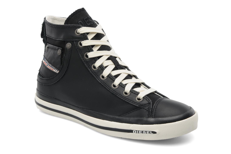 Grandes descuentos últimos zapatos Diesel Exposure IV W (Negro) - Deportivas Descuento