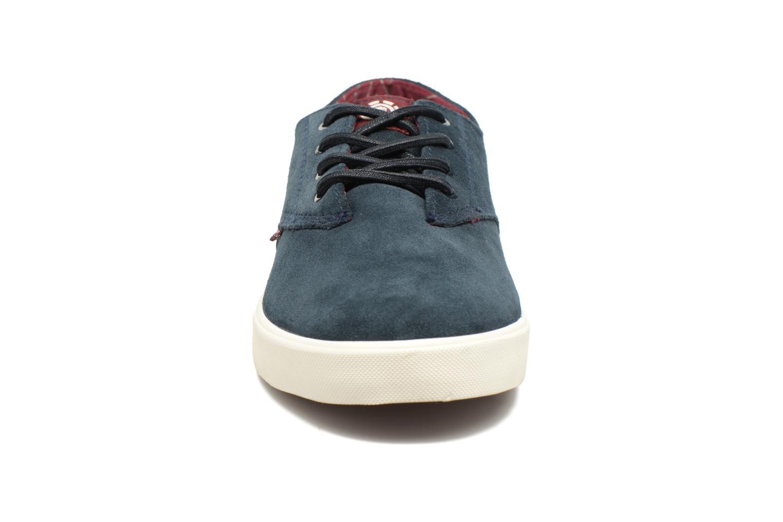 Baskets Element VERNON Bleu vue portées chaussures