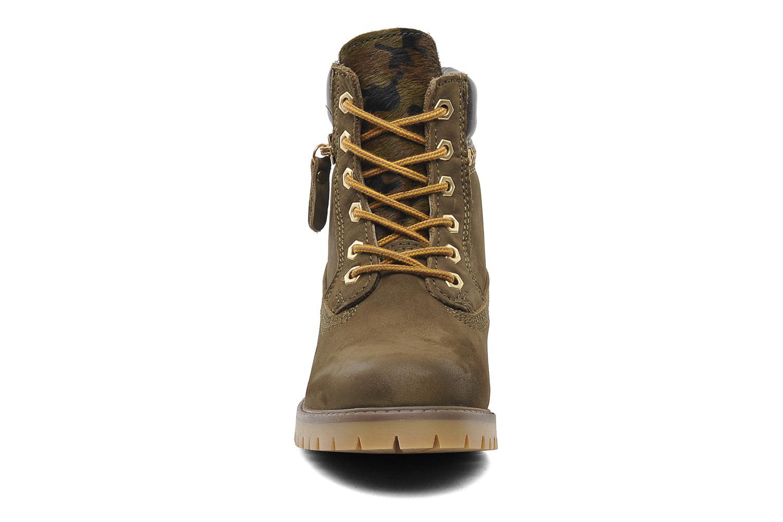 Boots en enkellaarsjes Bronx Yumi Groen model