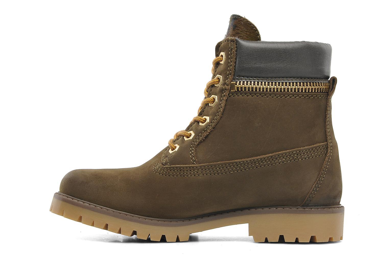 Boots en enkellaarsjes Bronx Yumi Groen voorkant