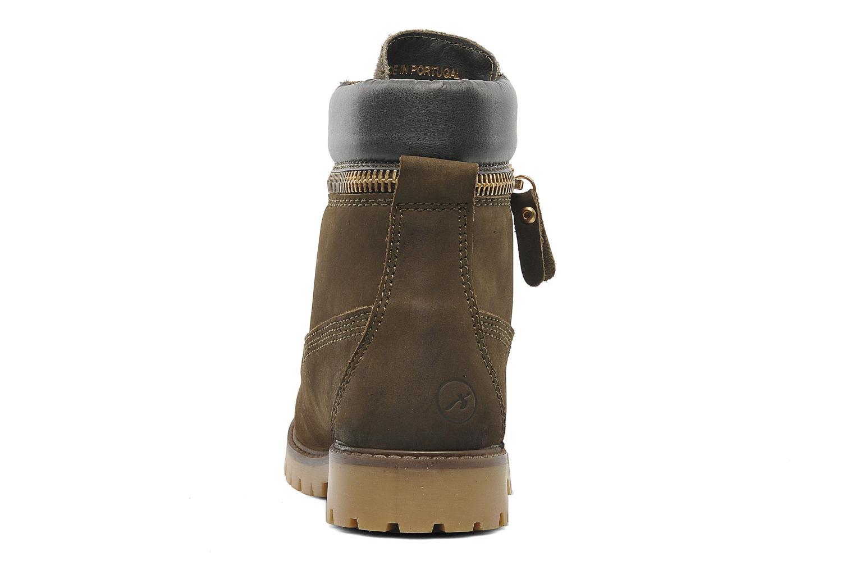 Boots en enkellaarsjes Bronx Yumi Groen rechts