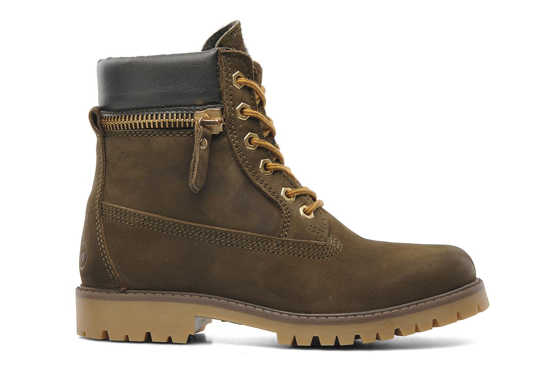 Boots en enkellaarsjes Bronx Yumi Groen achterkant