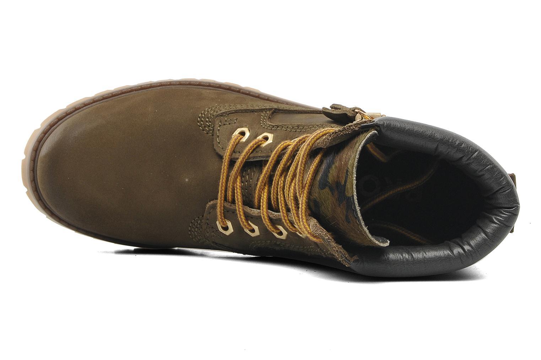 Boots en enkellaarsjes Bronx Yumi Groen links