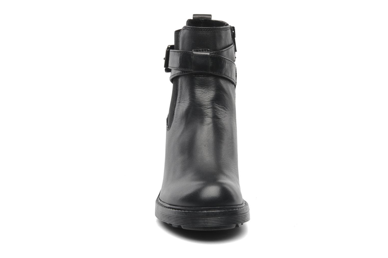 Boots en enkellaarsjes Bronx Heba Zwart model