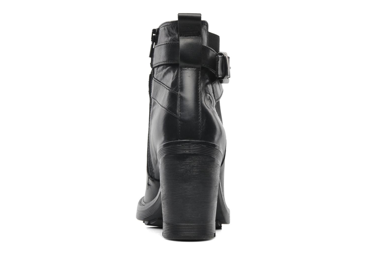 Stiefeletten & Boots Bronx Heba schwarz ansicht von rechts