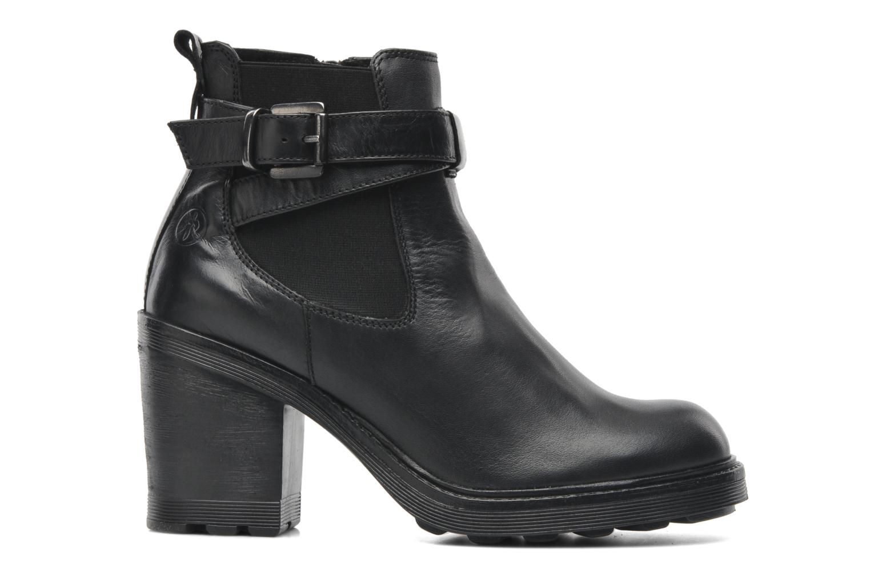 Boots en enkellaarsjes Bronx Heba Zwart achterkant