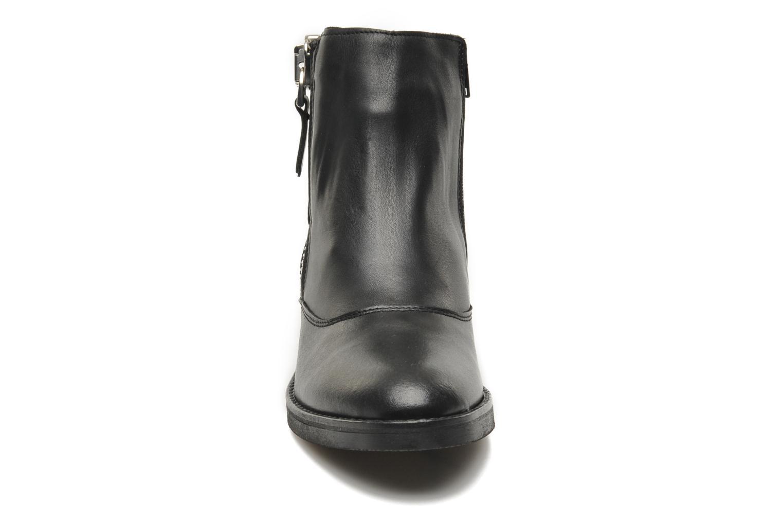 Boots en enkellaarsjes Bronx Mateo Zwart model