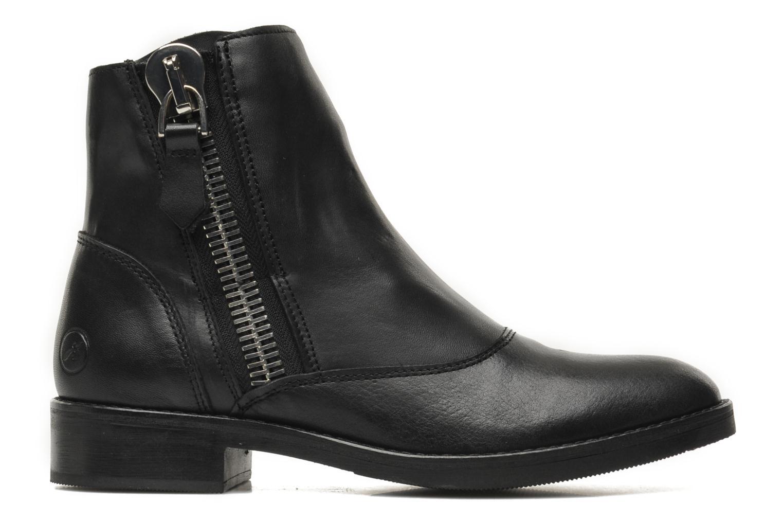 Boots en enkellaarsjes Bronx Mateo Zwart achterkant