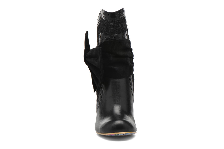 Bottines et boots Irregular Choice Rosie Lea Noir vue portées chaussures