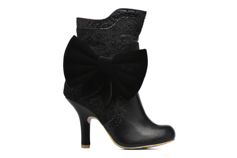 Boots en enkellaarsjes Irregular Choice Rosie Lea Zwart achterkant