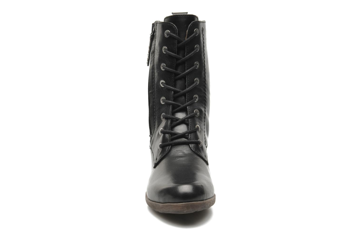 Ankle boots Pikolinos ROTTERDAM 902-7936 Black model view