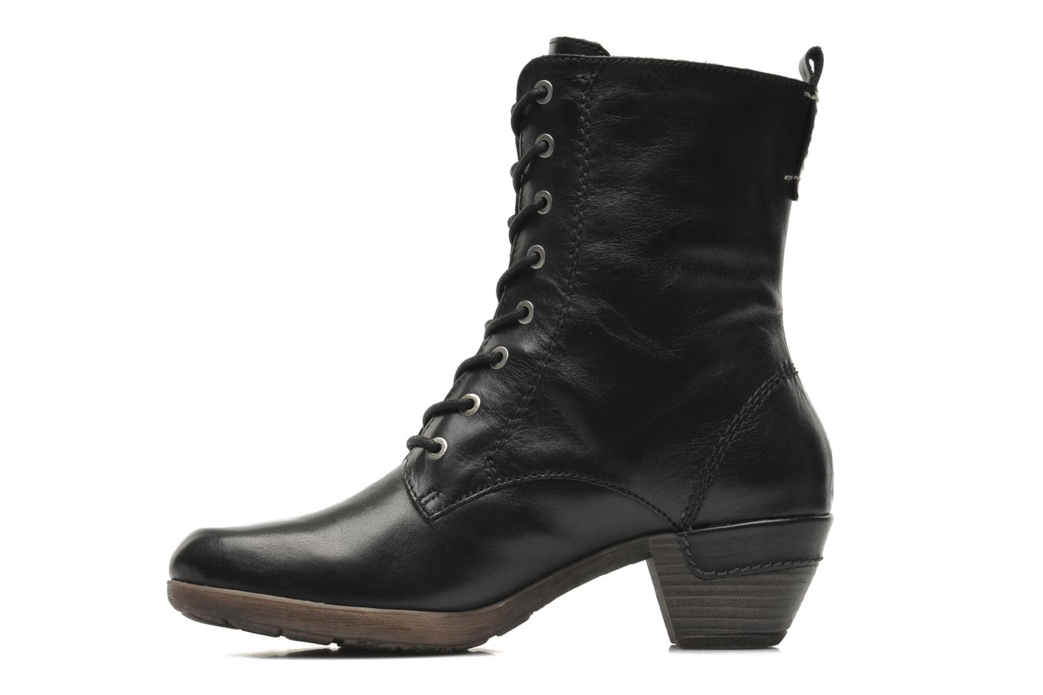 Ankle boots Pikolinos ROTTERDAM 902-7936 Black front view
