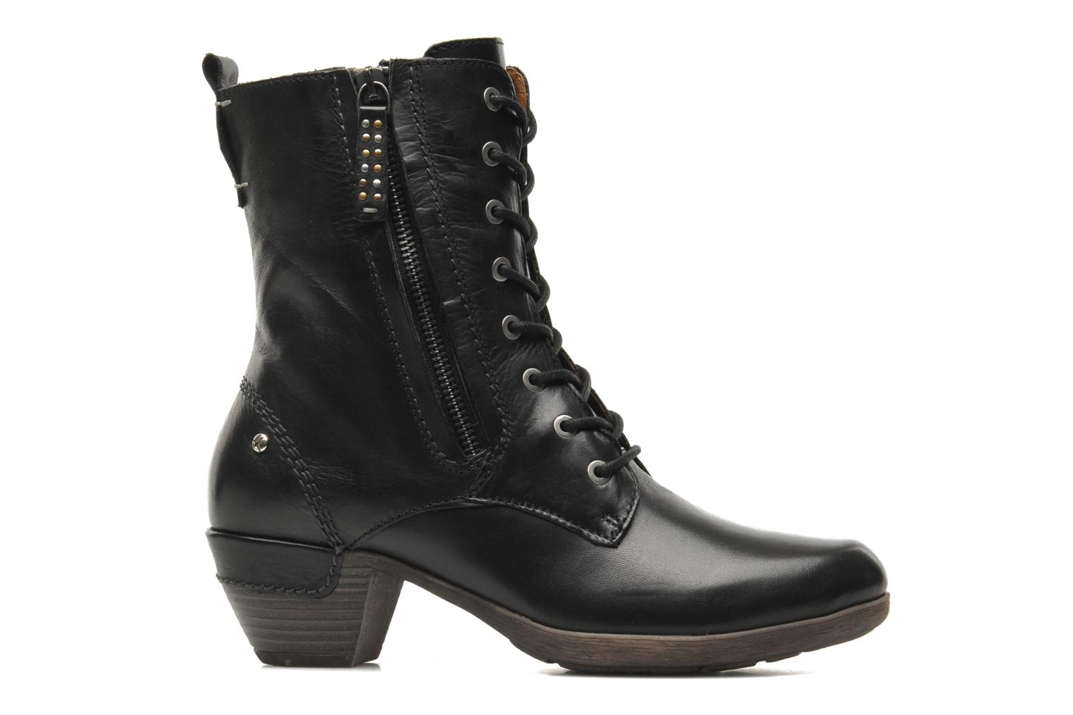 Ankle boots Pikolinos ROTTERDAM 902-7936 Black back view
