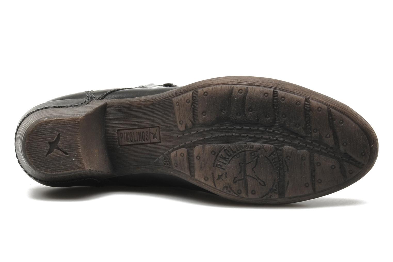 Stiefeletten & Boots Pikolinos ROTTERDAM 902-7936 schwarz ansicht von oben