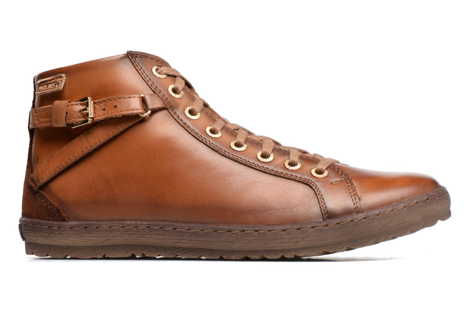 Trainers Pikolinos Lagos 901-7312 Brown back view