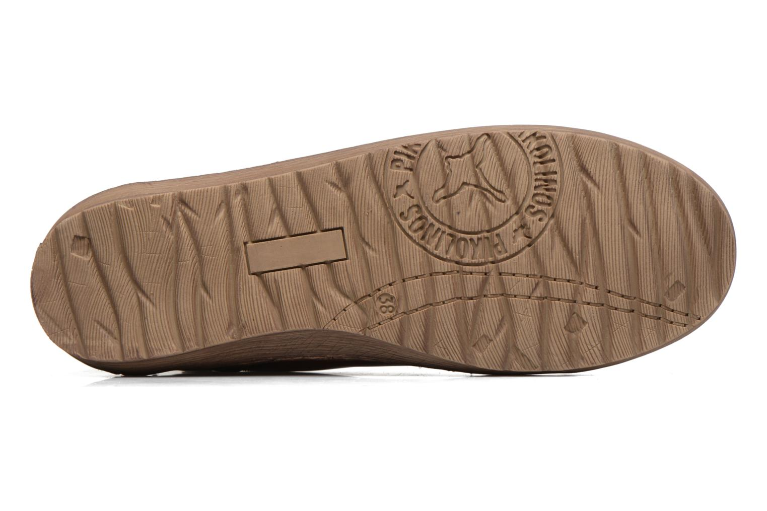 Trainers Pikolinos Lagos 901-7312 Brown view from above