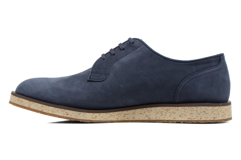 Chaussures à lacets Camper Magnus 18897 Bleu vue face