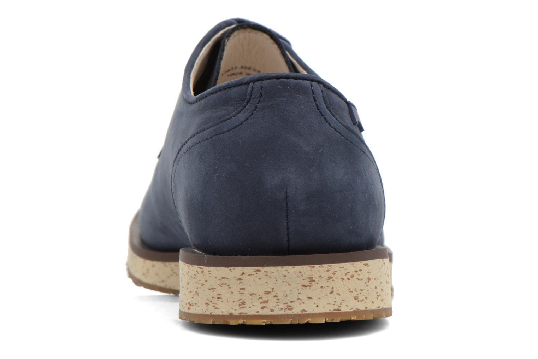 Chaussures à lacets Camper Magnus 18897 Bleu vue droite