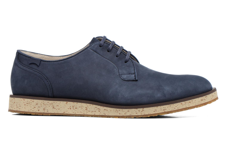 Chaussures à lacets Camper Magnus 18897 Bleu vue derrière
