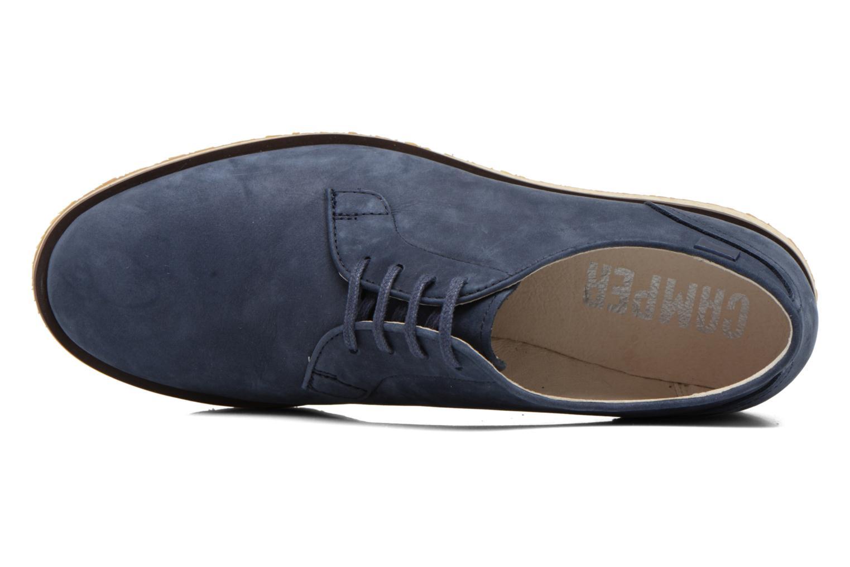 Chaussures à lacets Camper Magnus 18897 Bleu vue gauche