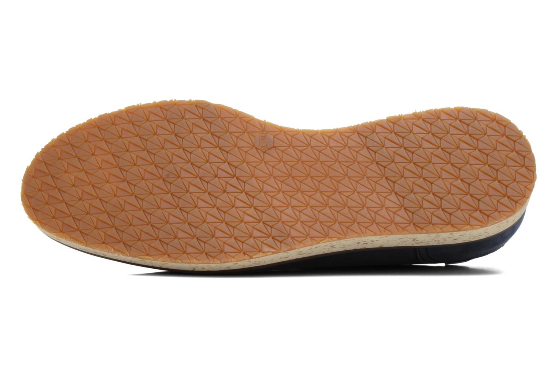 Chaussures à lacets Camper Magnus 18897 Bleu vue haut