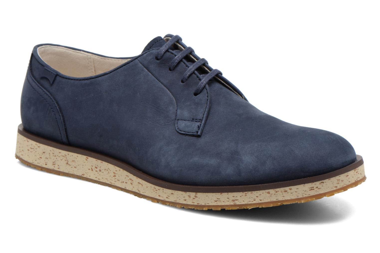 Chaussures à lacets Camper Magnus 18897 Bleu vue détail/paire