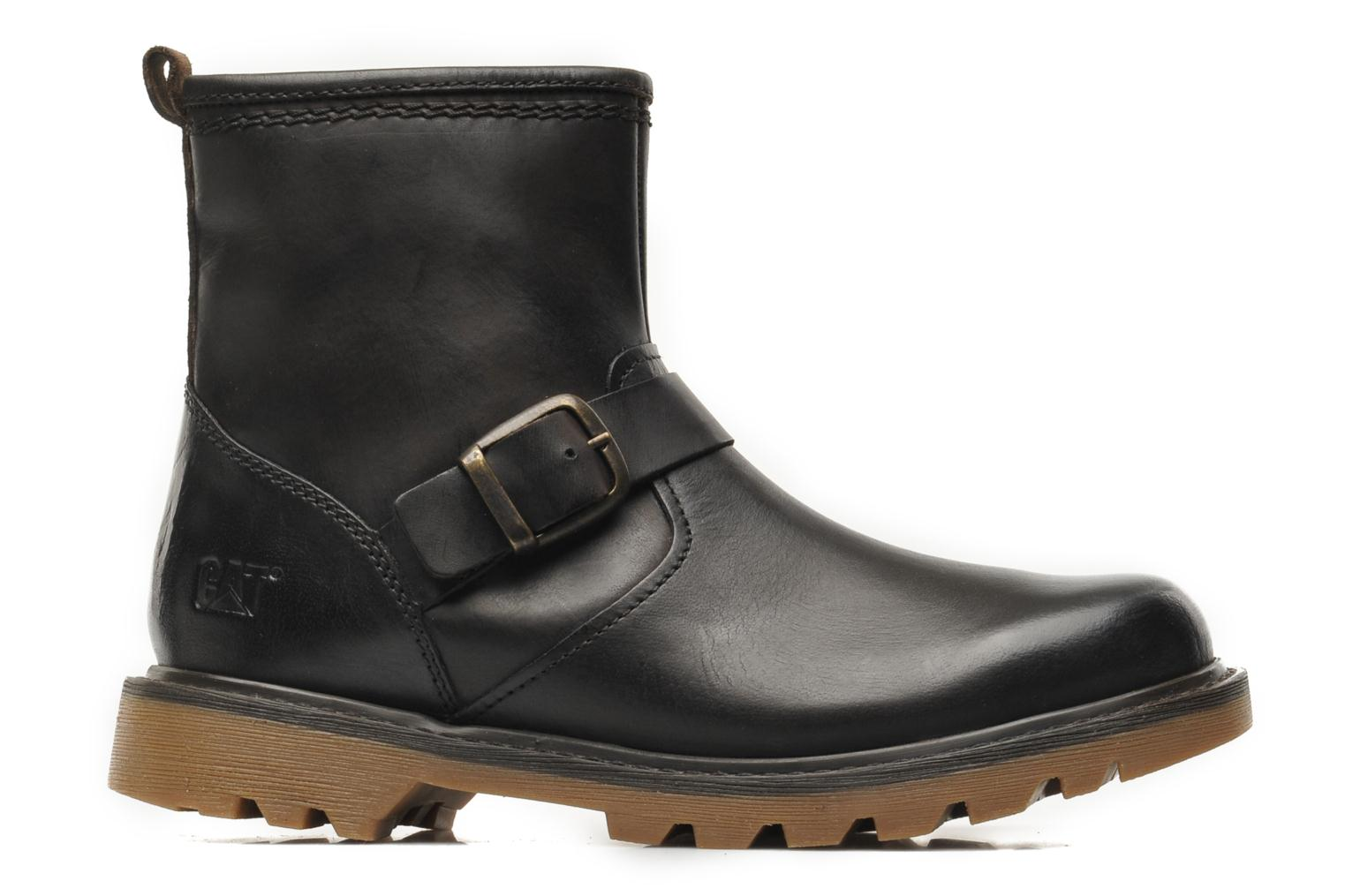 UTILITY BIKER MENS DARK BROWN
