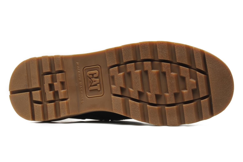 Boots en enkellaarsjes Caterpillar UTILITY BIKER Bruin boven