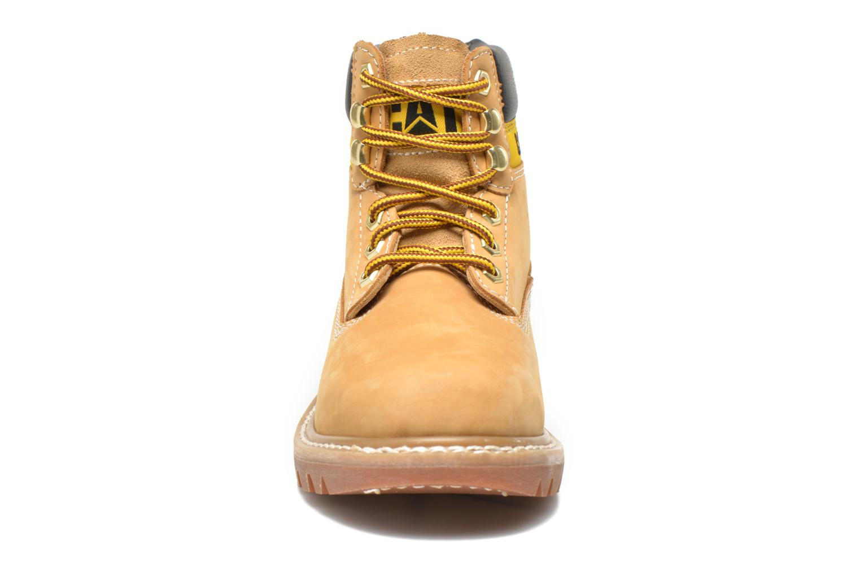 Stiefeletten & Boots Caterpillar COLORADO W beige schuhe getragen