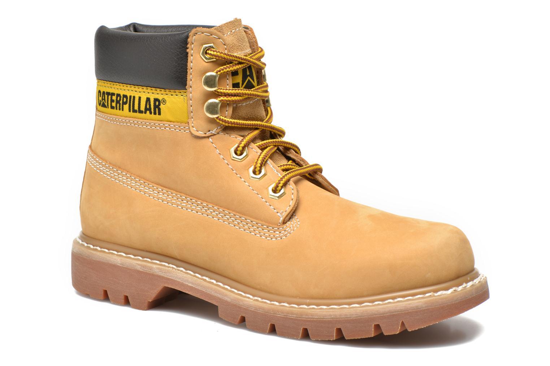Boots en enkellaarsjes Caterpillar COLORADO W Beige detail
