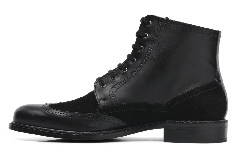 Boots en enkellaarsjes Marvin&Co Perossa Zwart voorkant