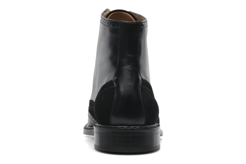 Boots en enkellaarsjes Marvin&Co Perossa Zwart rechts