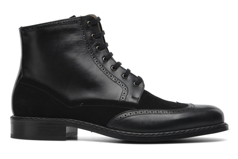 Boots en enkellaarsjes Marvin&Co Perossa Zwart achterkant