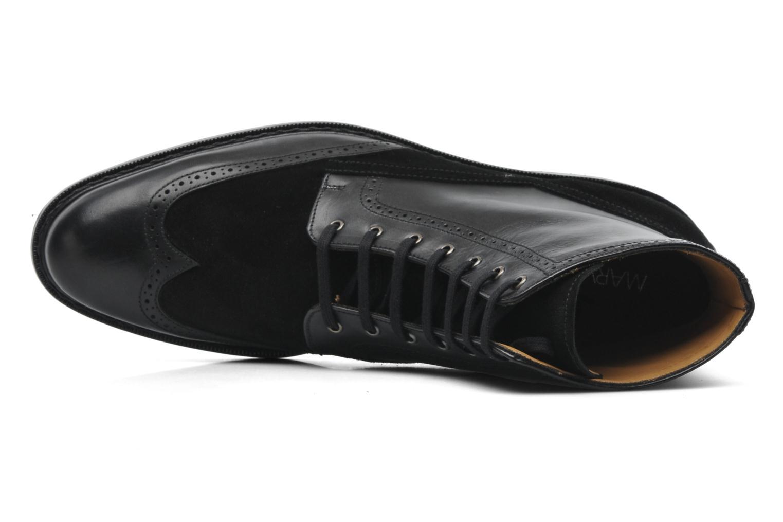 Boots en enkellaarsjes Marvin&Co Perossa Zwart links