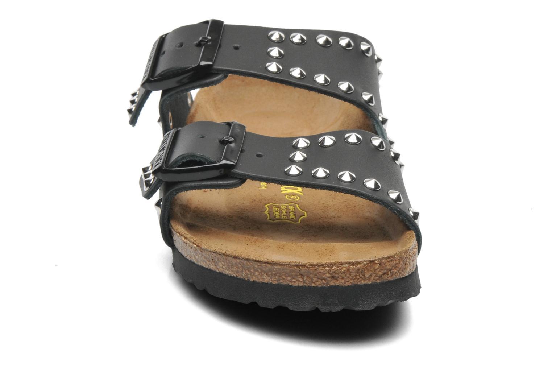 Mules & clogs Birkenstock Arizona Cuir W Black model view