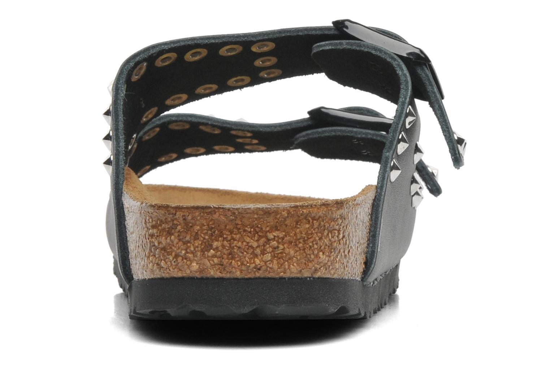 Clogs & Pantoletten Birkenstock Arizona Cuir W schwarz ansicht von rechts