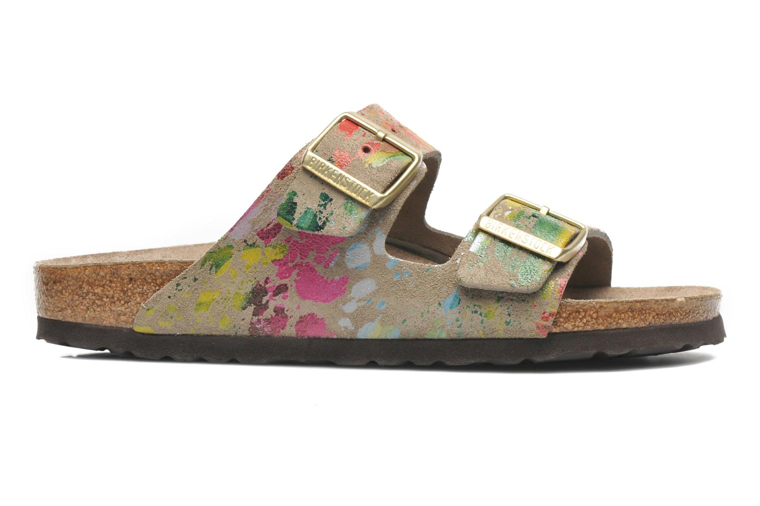 Arizona Velours W Flower Crush Taupe