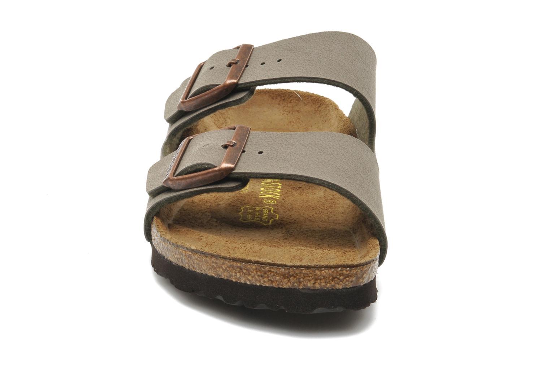Clogs og træsko Birkenstock Arizona Flor W (Smal model) Grøn se skoene på