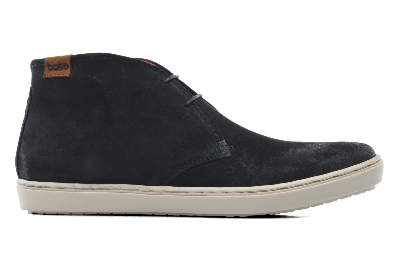 Sneakers Base London Marauder Blauw achterkant