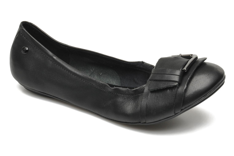 Finnley Chaste Black leather