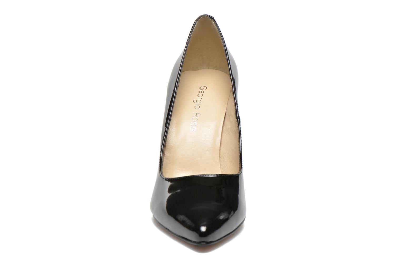 Escarpins Georgia Rose Sansoone Noir vue portées chaussures
