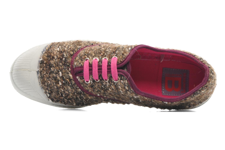 Sneakers Bensimon Tennis Lacets Tweedy Multicolor links