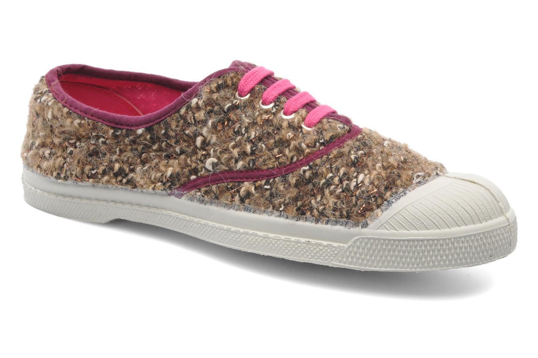 Zapatos de mujer baratos zapatos de mujer Bensimon Tennis Lacets Tweedy (Multicolor) - Deportivas en Más cómodo
