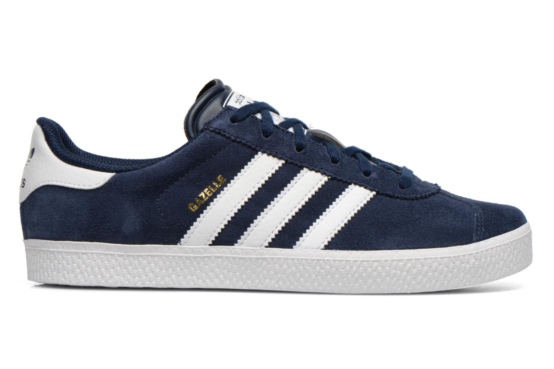 Sneakers Adidas Originals Gazelle 2 J Blauw achterkant